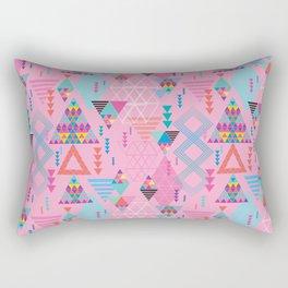 GeoTribal Pattern #008 Rectangular Pillow