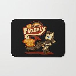 My Little Firefly Bath Mat