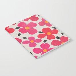 dogwood 4 sq Notebook