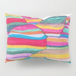 RGB Dunes Pillow Sham