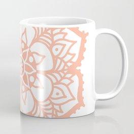 Freehand mandala Coffee Mug