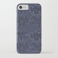 toothless iPhone & iPod Cases featuring Toothless  by Magen Works