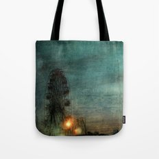 When the Carnival Comes to Town Tote Bag