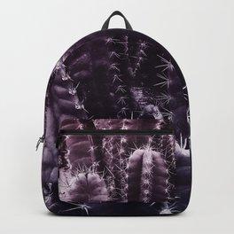 Dark cactus Backpack