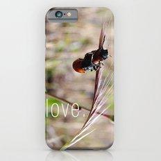 mariquitas - ladybug iPhone 6 Slim Case