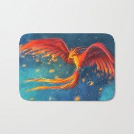 Beautiful phoenix Bath Mat