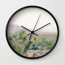 Red Rock Canyon, Rest Stop Wall Clock