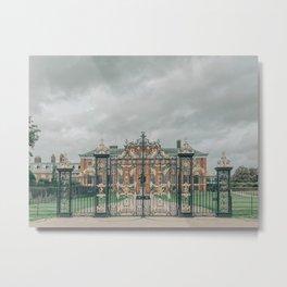 Kensington Palace, London Metal Print