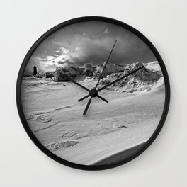 Ice Age Wall Clock