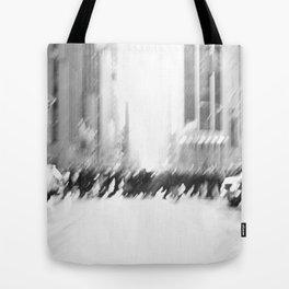 ON STREET. NYC Tote Bag