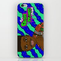 fresh prince iPhone & iPod Skins featuring Fresh Prince of Bel Air by The POP Factory