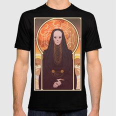 Reverend Mother Mens Fitted Tee Black MEDIUM