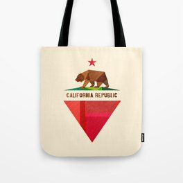 California 2 (rectangular version) Tote Bag