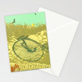 LAZY DAY RIDE Stationery Cards