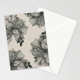 flor pattern Stationery Cards
