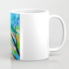 La Cinciallegra (The Yellow Passerine) Coffee Mug