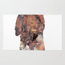 Woodland Bear Rug