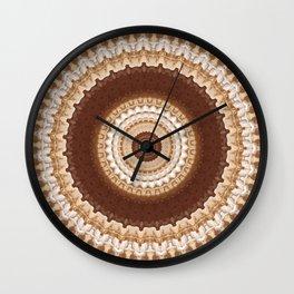 Some Other Mandala 1003 (repost) Wall Clock