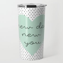 new you Travel Mug