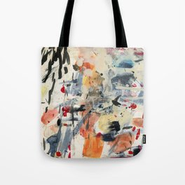 good luck, shallow sky Tote Bag