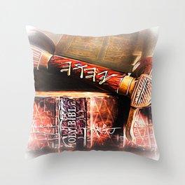 Sword of Truth 02-03 Throw Pillow