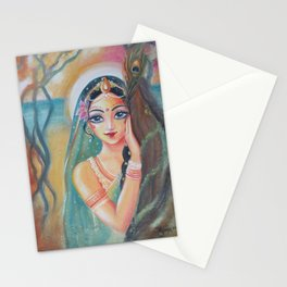My Heart Longs For You Stationery Cards