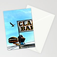 Coney Island Clam Bar Stationery Cards