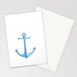 Feeling Nauti Funny Boating and Sailing Tshirts Stationery Cards