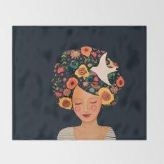 rosarita Throw Blanket