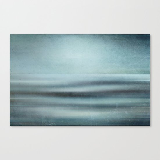 abstract sea Canvas Print