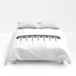 IC dip package Comforters