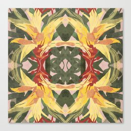 Bromeliad II Canvas Print