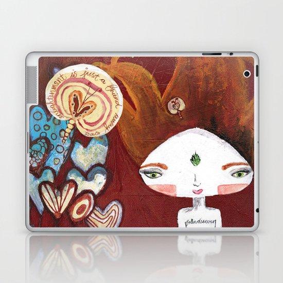 Friends-4-ever Bhoomie Laptop & iPad Skin