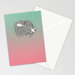 Floating Miro Stationery Cards
