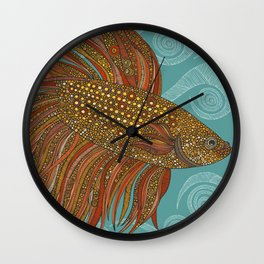 I know where I'm going Wall Clock