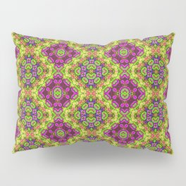 Flower Child Diamonds Pillow Sham