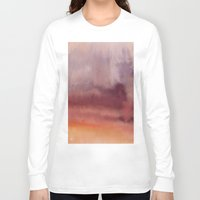 dune Long Sleeve T-shirts featuring Dune by Andrea Gingerich