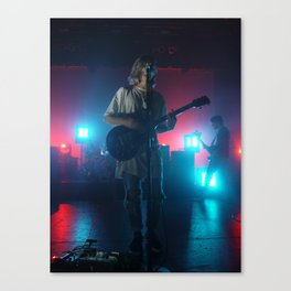Christian Zucconi of Grouplove at Terminal 5, New York Canvas Print