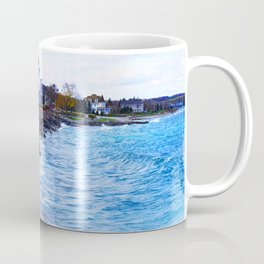 American Waves Coffee Mug