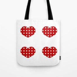 Hearts1 Tote Bag