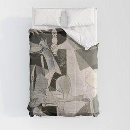 Pablo Picasso - Guernica Comforters
