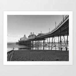 Eastbourne Pier September 2018 Art Print