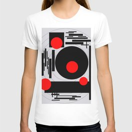 Optical Red T-shirt