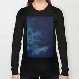 Steel Nebula Long Sleeve T-shirt