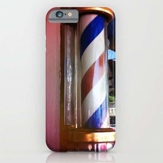 BARBERSHOP iPhone & iPod Case