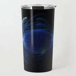 Generative Prints - #001 Travel Mug