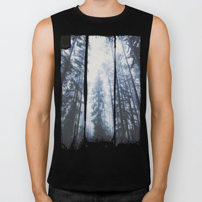 The mighty pines Biker Tank