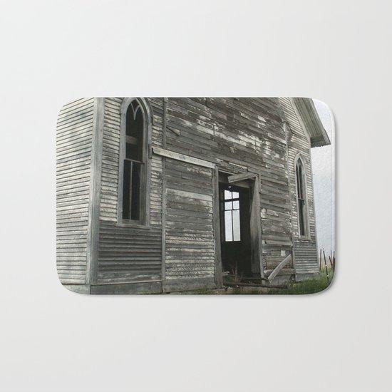 Abandoned Church Bath Mat
