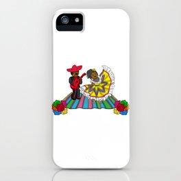 Sweet Serenade iPhone Case