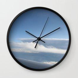 ICE WAVE Wall Clock